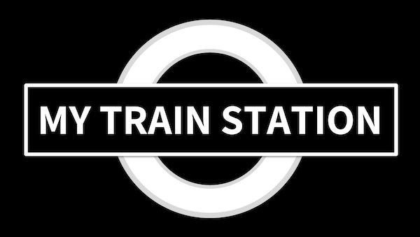 My Train Station logo